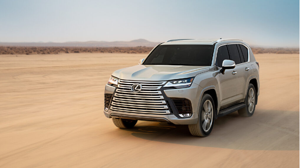 The New LX