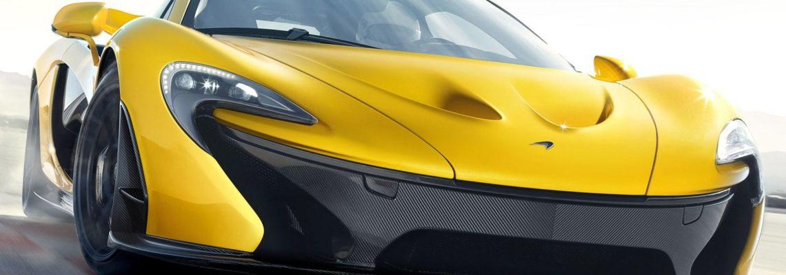 McLaren P1 Coming To SA