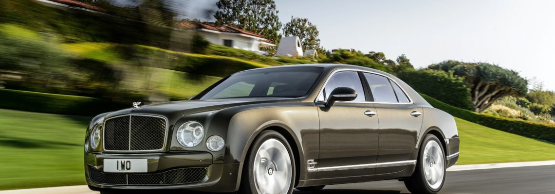 Bentley's New Mulsanne Speed