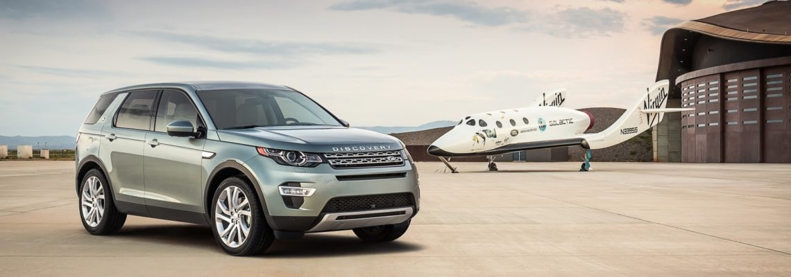 Land Rover's Final Frontier