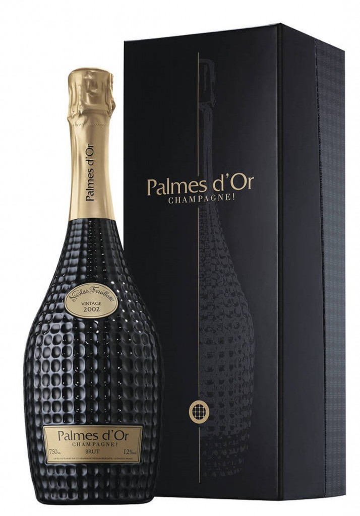 6 Nicolas Feuillatte Palmes d'Or2 004 with Gift Box (Large)