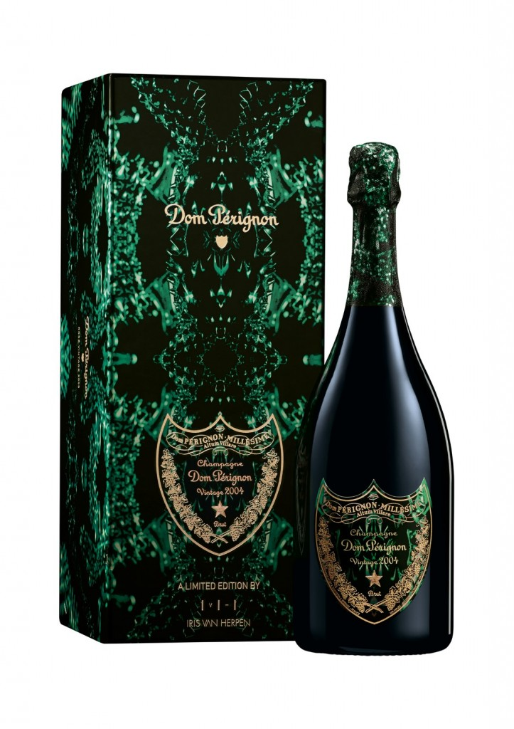 Dom Pérignon Blanc Metamorphosis Box (Large)