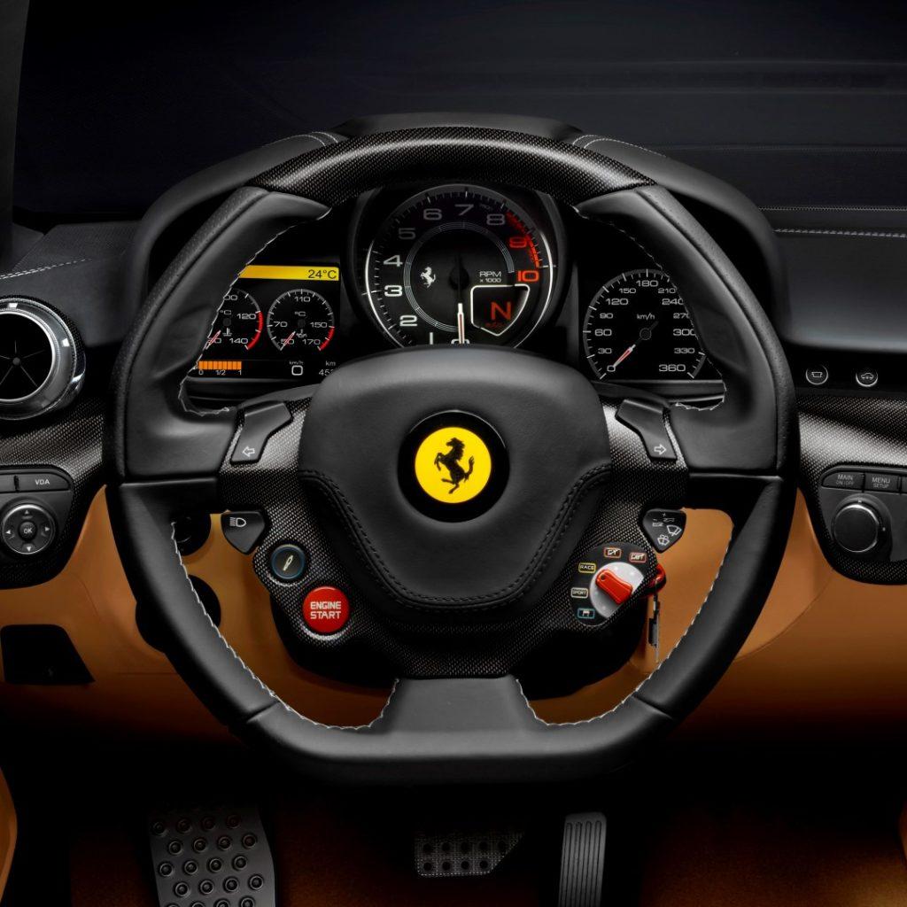 Ferrari F12 interior (Large)