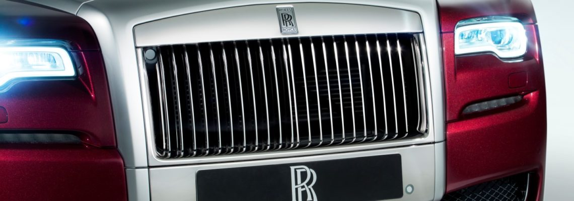 An SUV For Rolls-Royce?