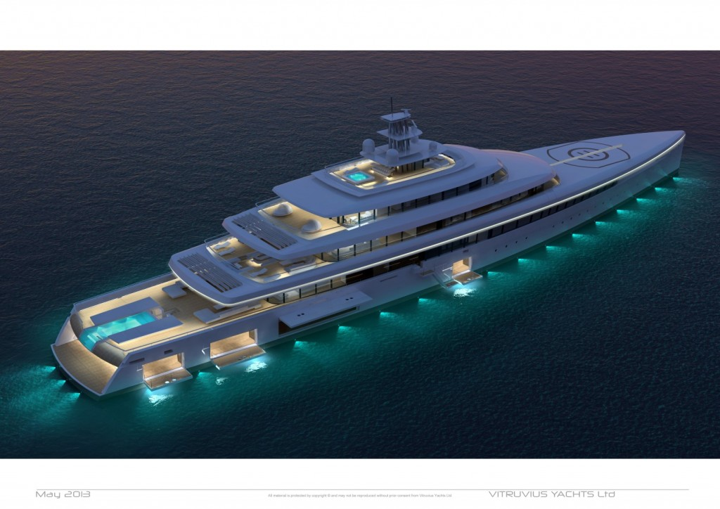 May 2011       VITRUVIUS YACHTS Ltd