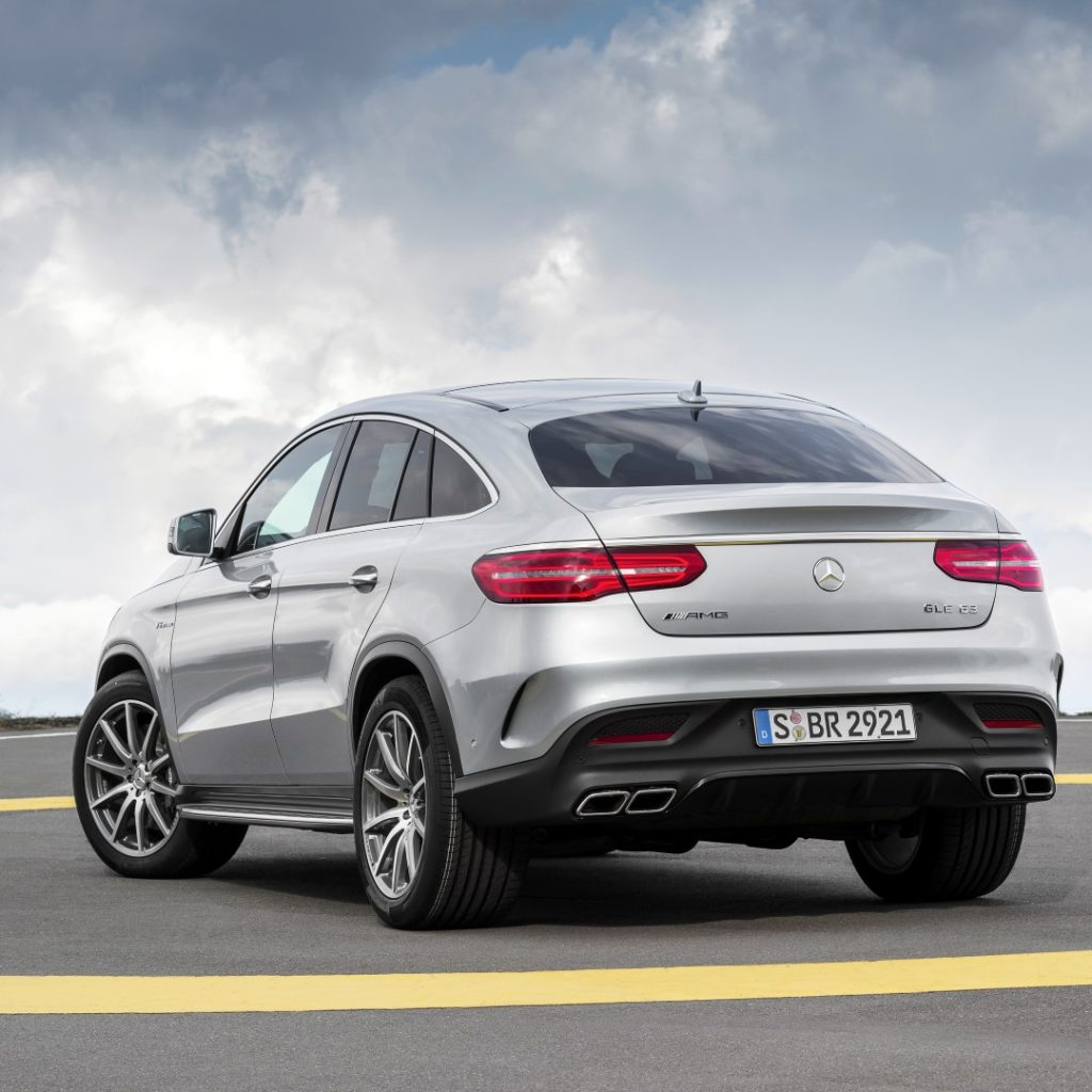 2016 Mercedes Benz Gle Coupe Exterior: Prestige Digital