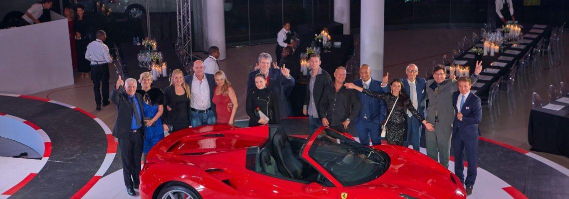 Ferrari 488 Spider Celebrating The Beauty Of Design