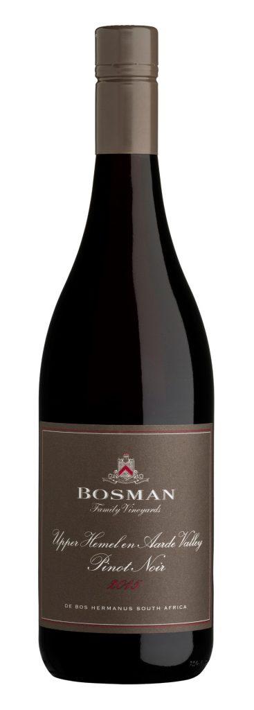 Bosman Upper-Hemel-en-Aarde Pinot Noir 2015 (HR) (Large)
