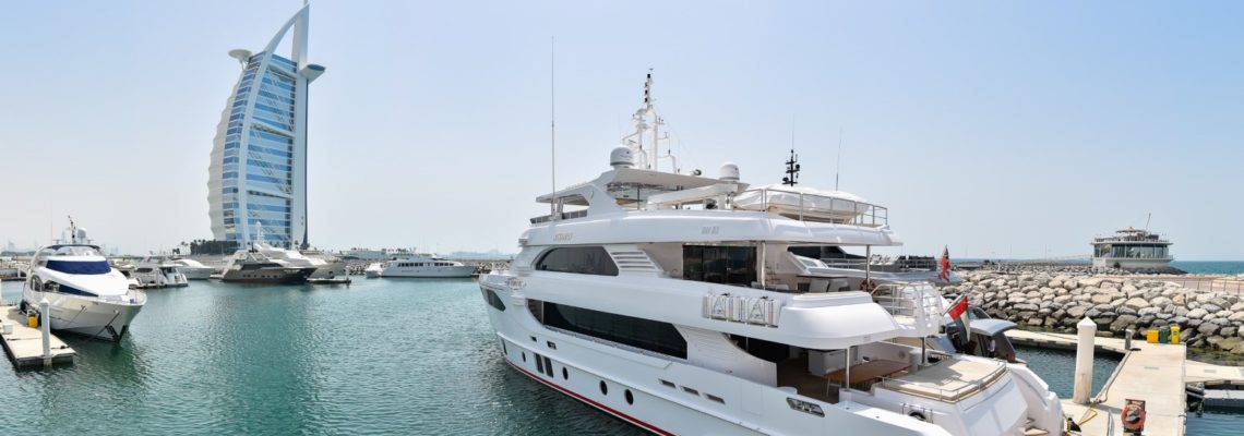 Gulf Craft Delivers Latest Majesty 135