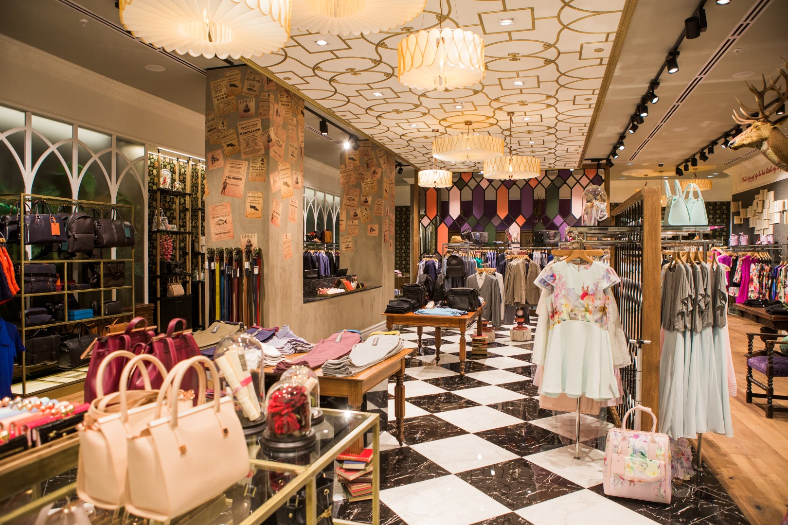 5371c3855 Ted Baker Opens First Store in South Africa