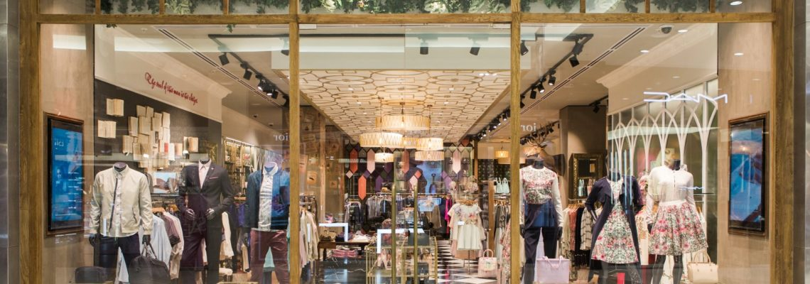 Ted Baker Opens First Store In South Africa