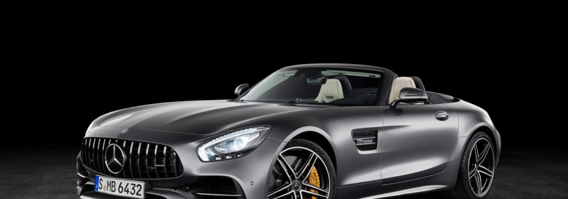 New Mercedes Benz AMG GT & GT C Roadster – Pictures And Video