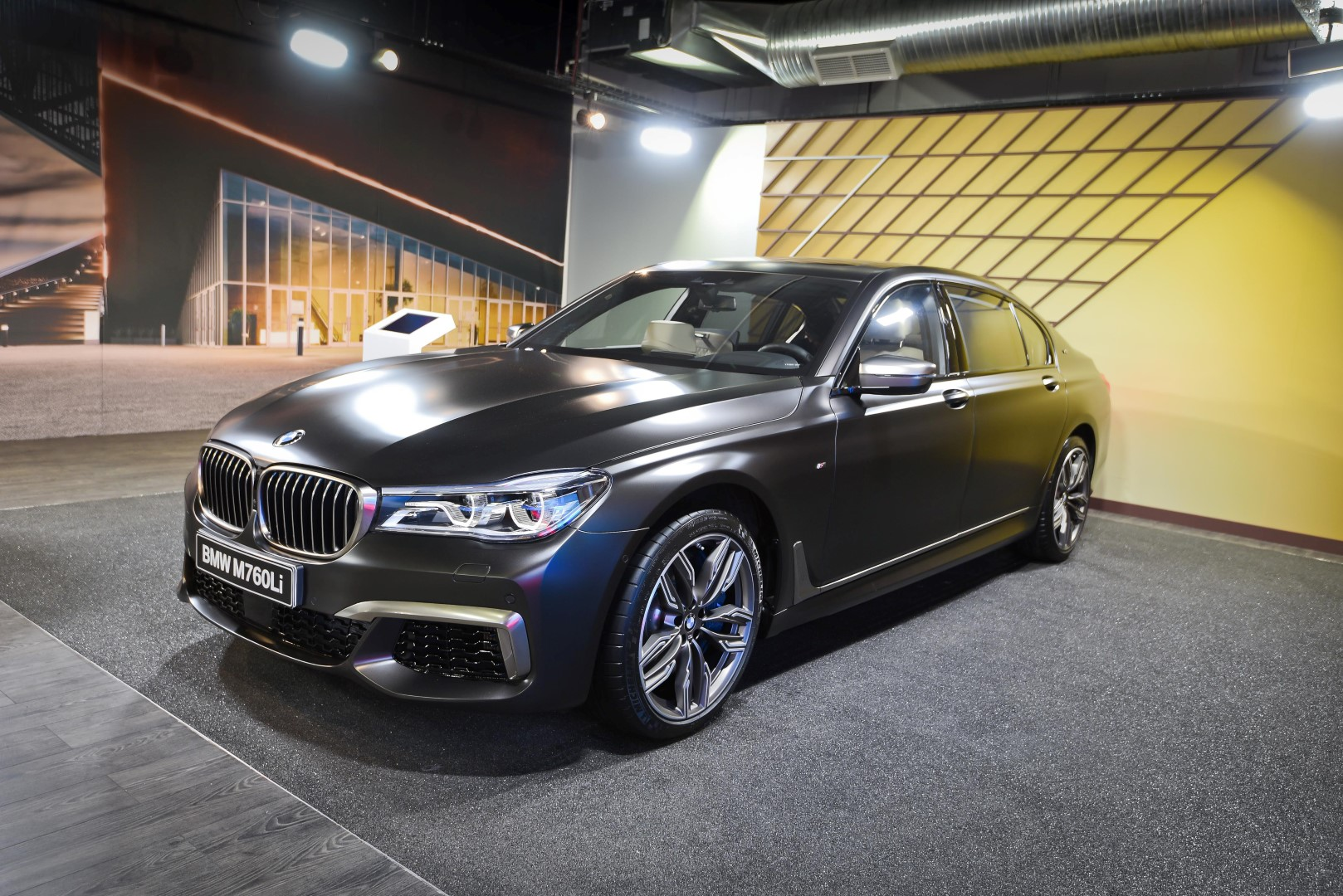 Launched - The New BMW M760Li xDrive | Prestige Digital