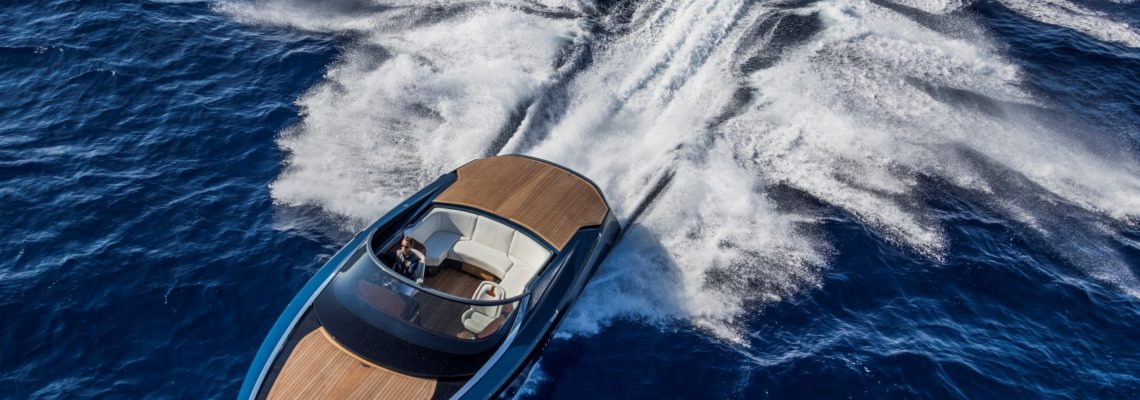 Aston Martin Powerboat Revealed In Monaco
