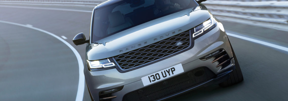 Range Rover Velar Now Available For Order