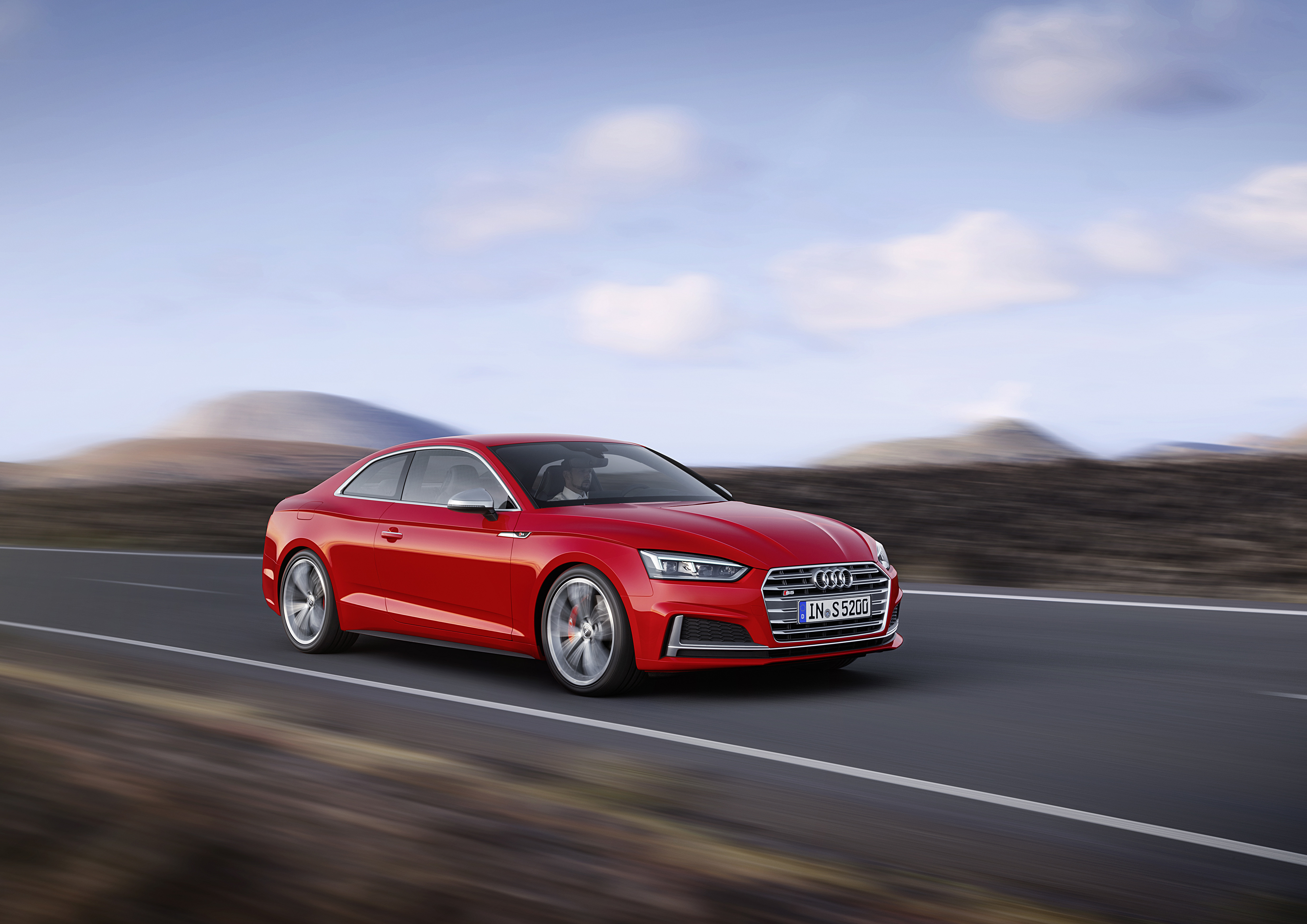 Engineered with Soul – the all new Audi A5 & S5 Coupé