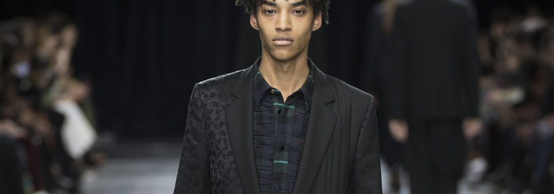 Paul Smith AW18 Show At Paris Fashion Week