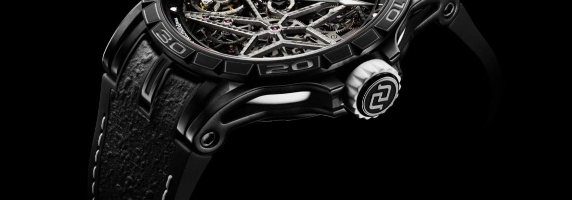 Roger Dubuis Excalibur Pushes The Pedal To The Metal