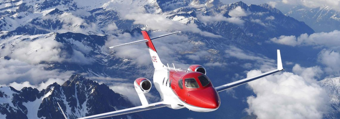 HondaJet Elite Unveiled