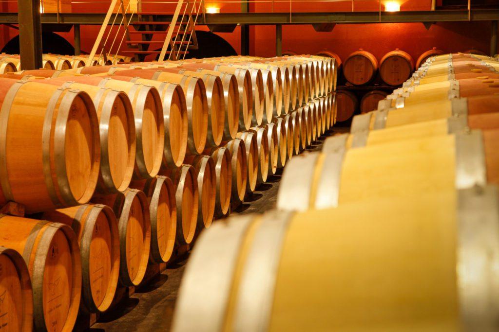 Lux Bordeaux Cellar Casks