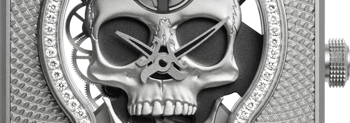 The Bell And Ross Skull Family Of Watches Has Become Iconic, Approaching As It Does, Its Tenth Anniversary.