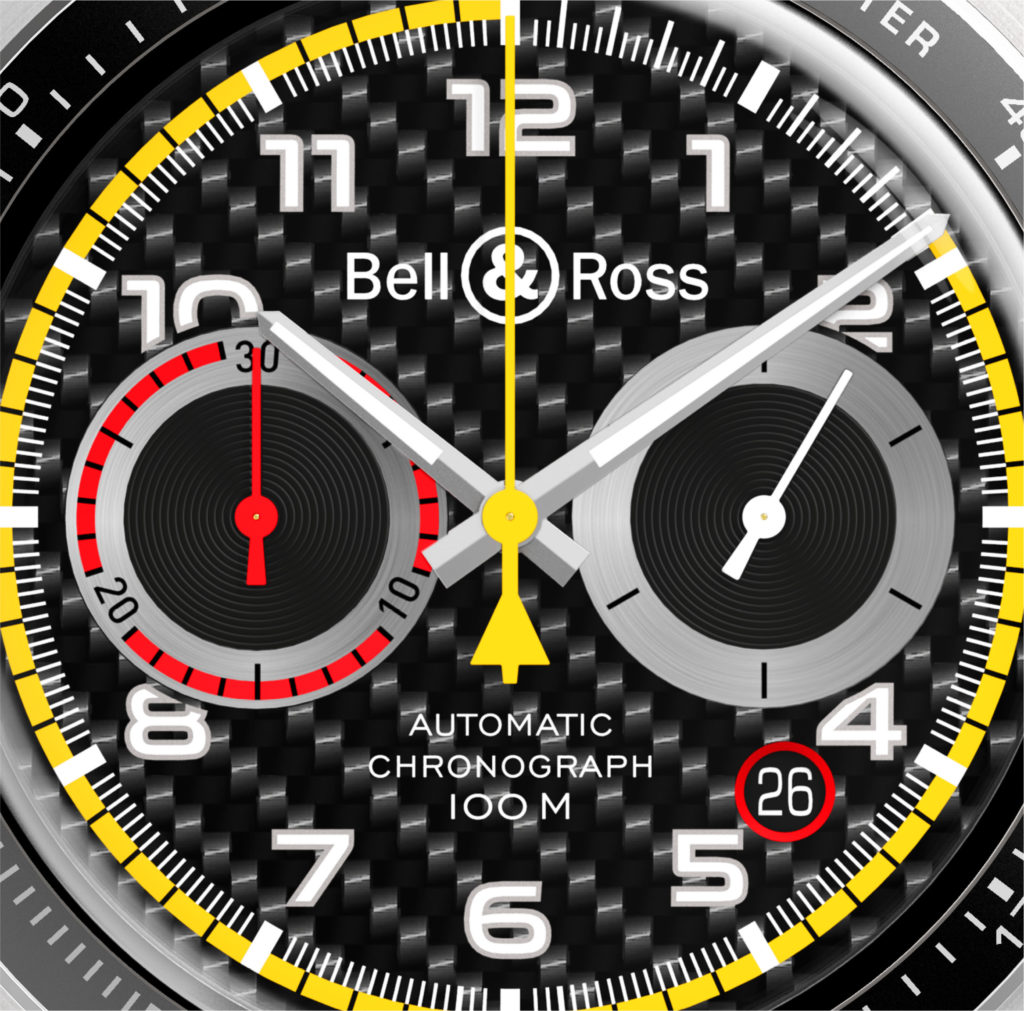 BRV2-94-RS18-BELL AND Ross Red bull watch 2018