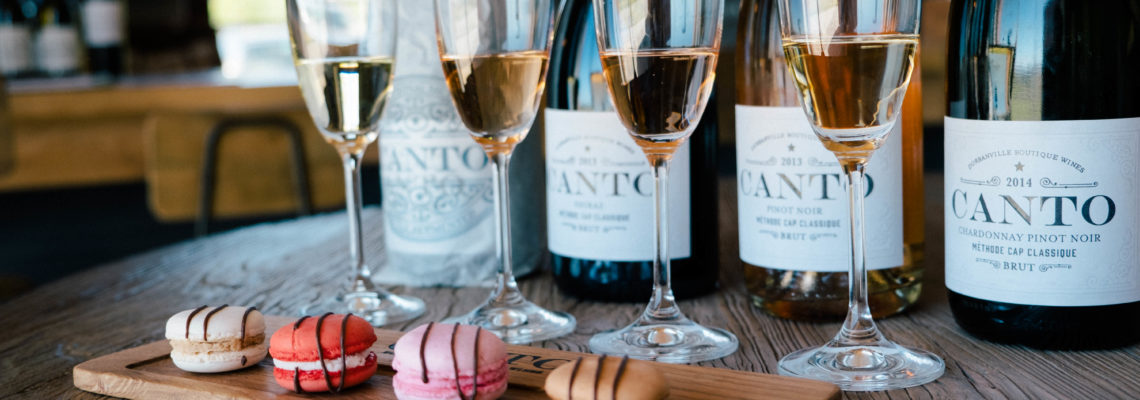 The Perfect Pair At Canto Wines