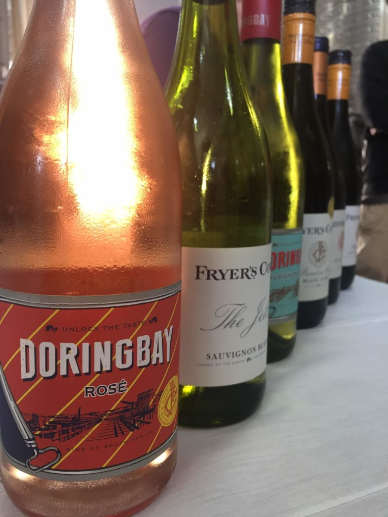 west coast wine selection