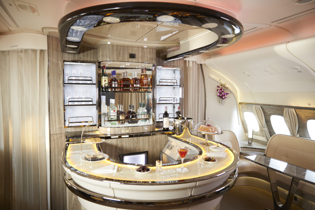 Emirates' new spirits offering