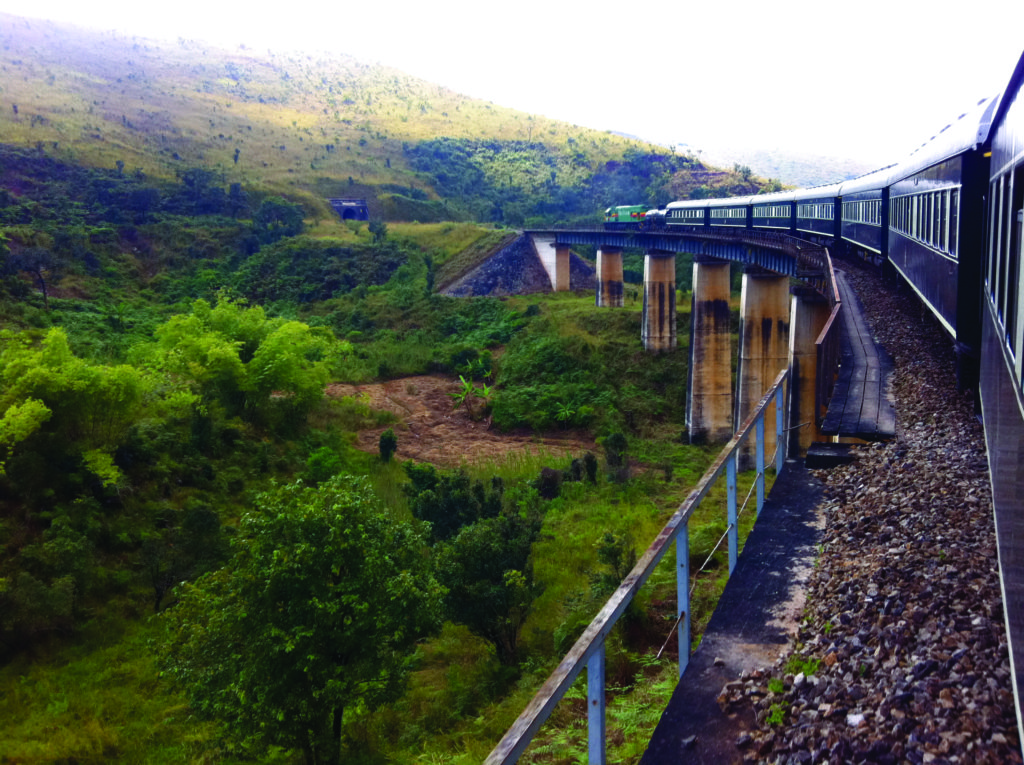 Rovos Rail new Trip Angola, Tanzania