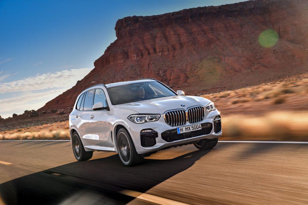 BMW X5 4th Gen