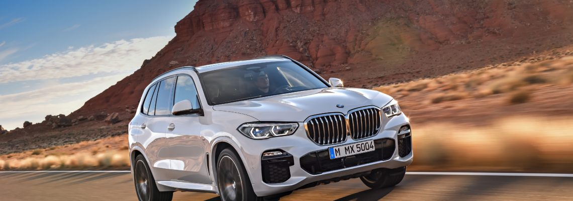 The BMW X Model Range Launches The 4th Generation Of The BMW X5