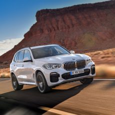 BMW X5 4th Gen