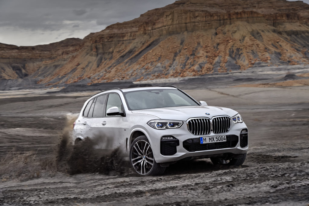 BMW X5 4th Gen 2019