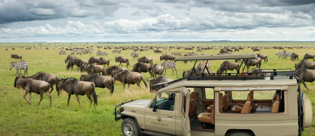 Serengeti Explorer Camp_Vehicle
