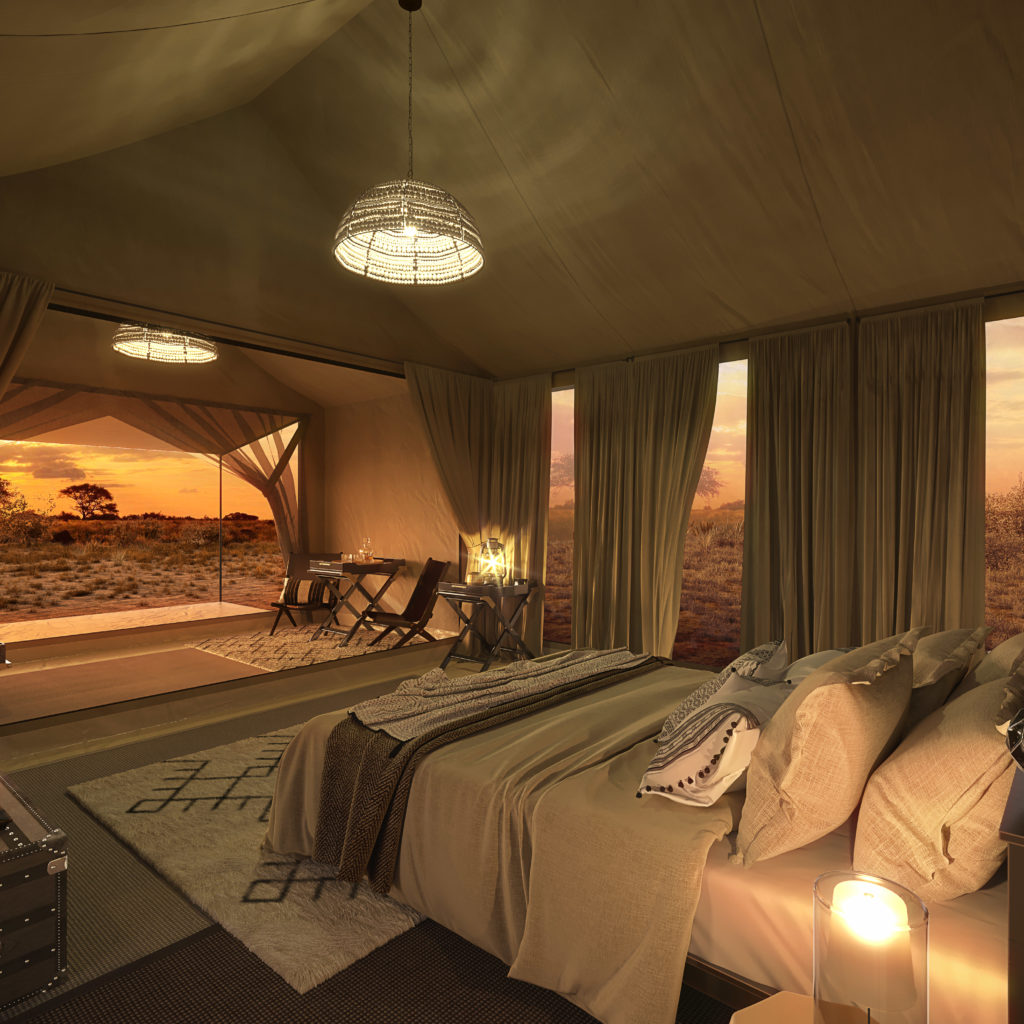 Sergeti Explorer Camp_Deluxe Tent