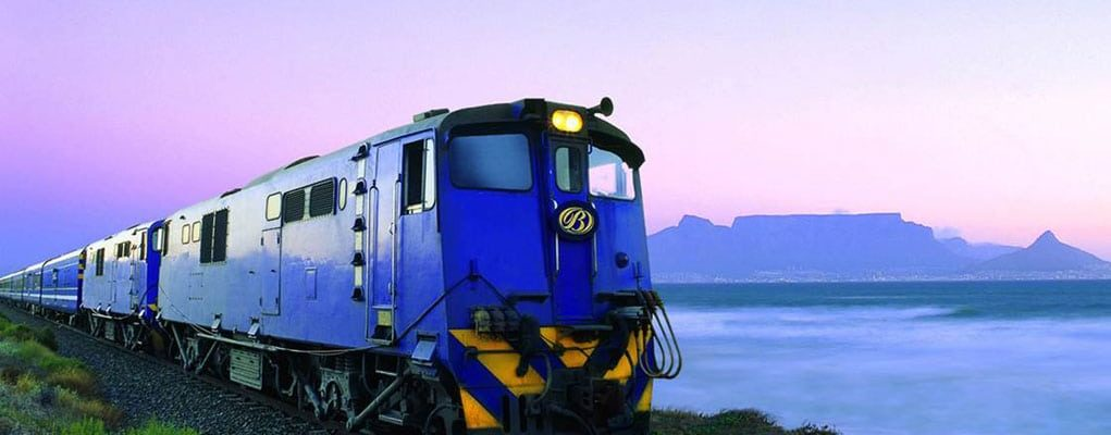 The Blue Train To Pause At Stars Of Sandstone