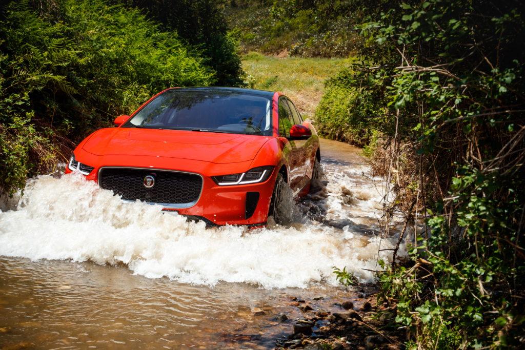 Jaguar I-PACE Global Drive, Portugal, 2018Jaguar I-PACE Global Drive, Portugal, 2018