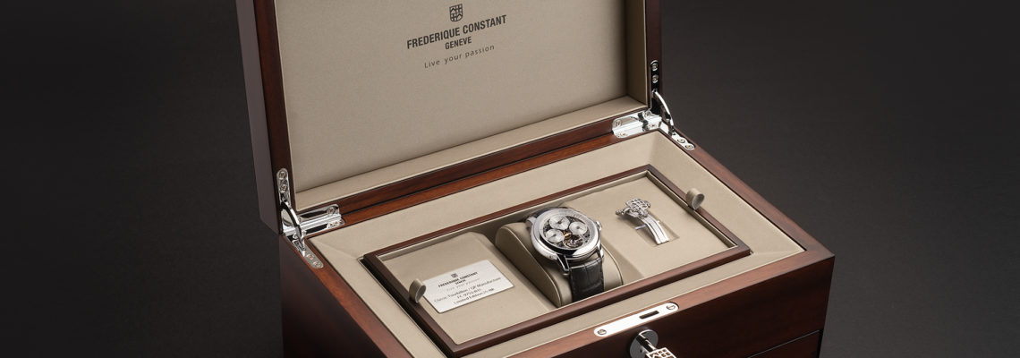 Frederique Constant Celebrates Its 30 Years Anniversary