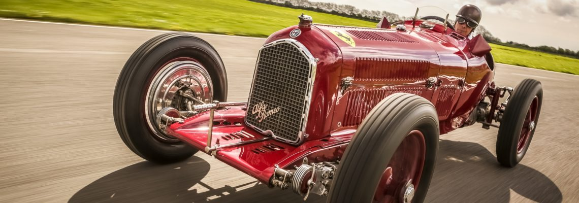 Gearing Up For The Historic Grand Prix