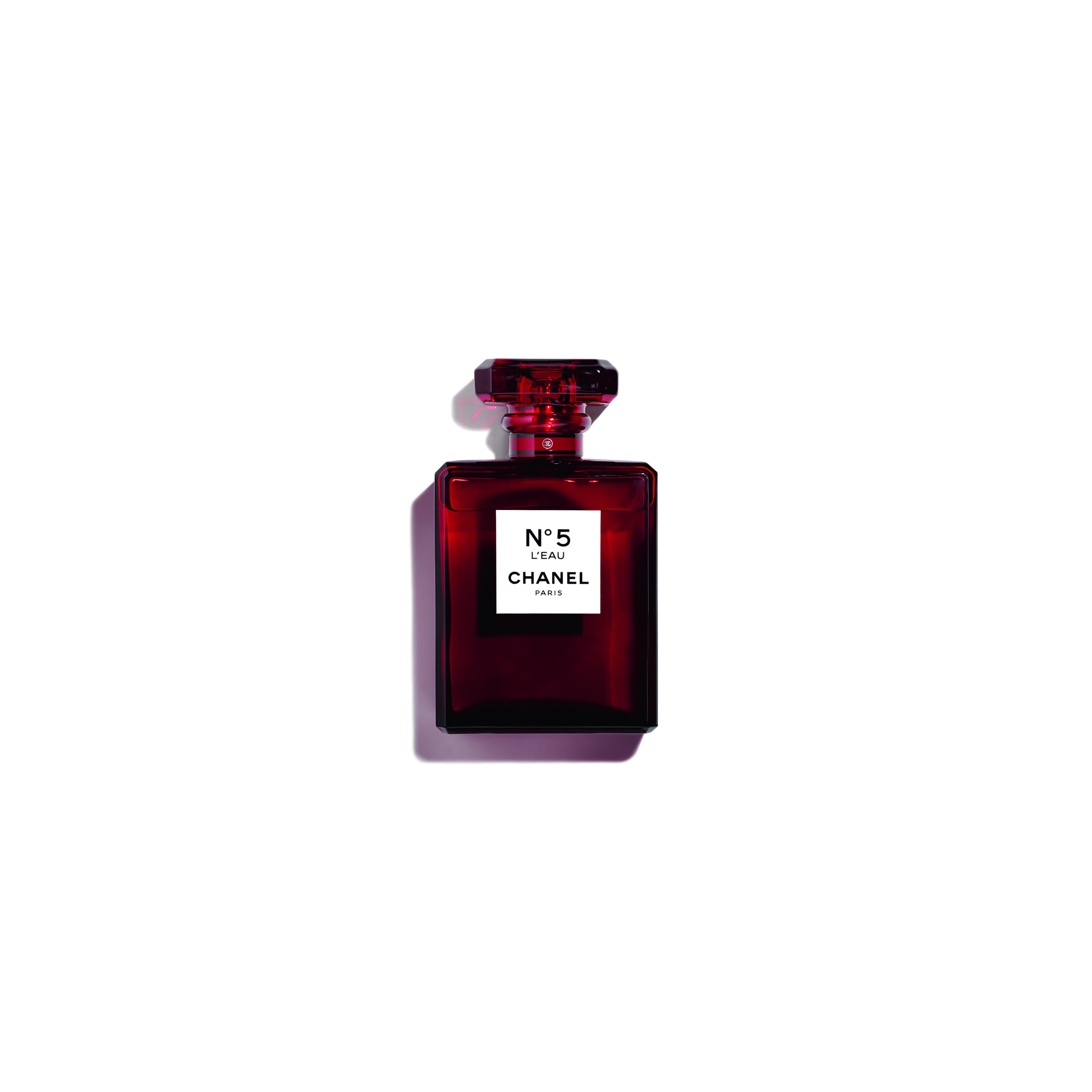 6a64eb1e CHANEL No5 L EAU, RED EDITION | Prestige Digital