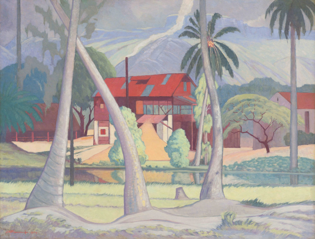 PRESTIGE_ART_Pierneef_Cinnamon Mill