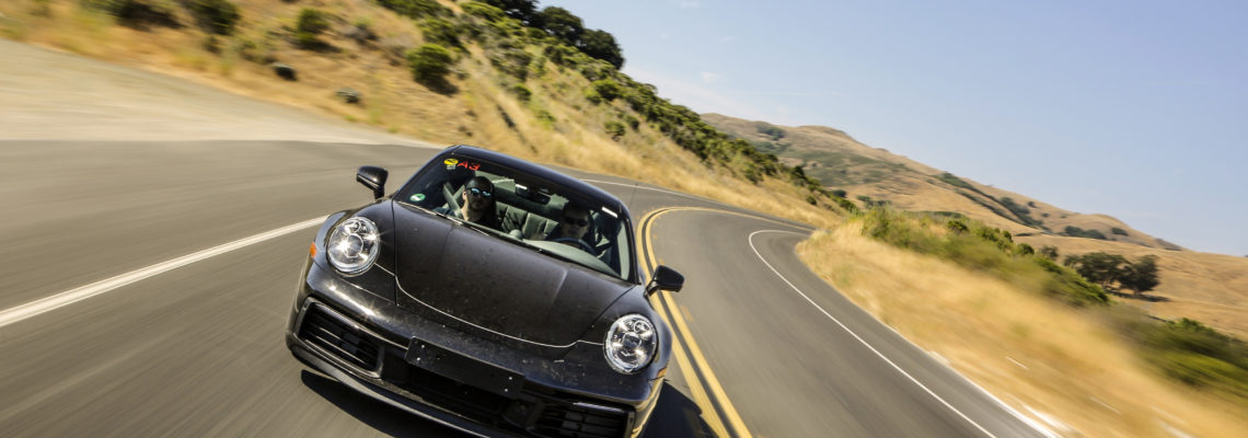 Porsche 911 Under Pressure: Testing The New Generation