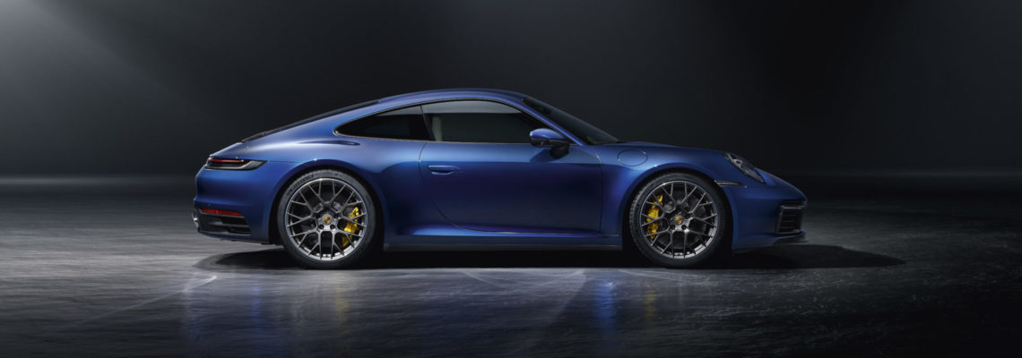 Timeless Machine: The New Porsche 911