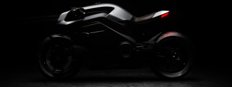 The World's Most Advanced Electric Motorcycle
