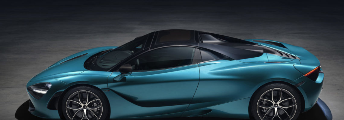 McLaren Automotive Lights Up The Supercar Class With New 720S Spider
