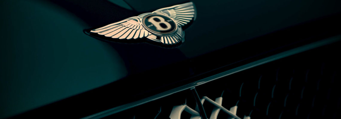The Bentley Celebratory Centenary Model