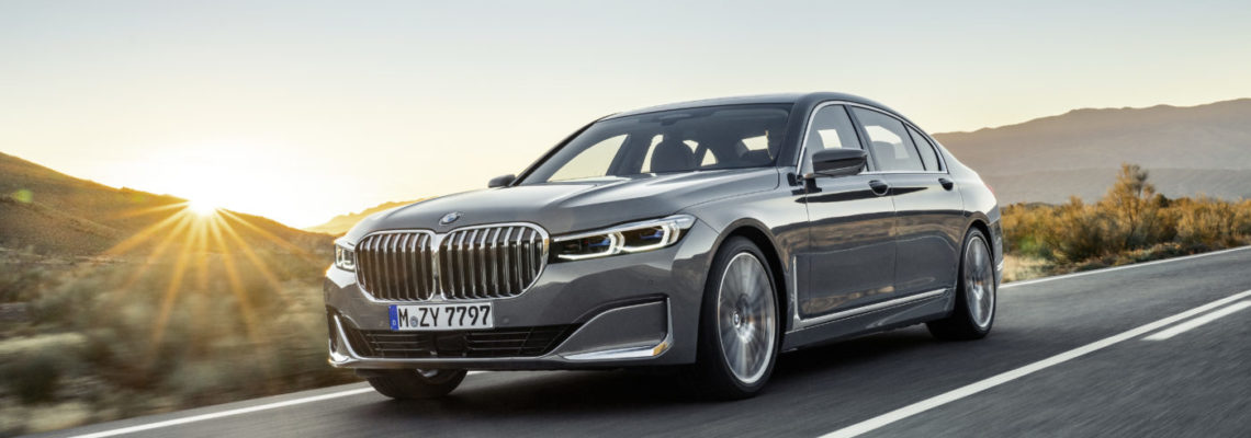 Sophisticated Elegance. The New BMW 7 Series