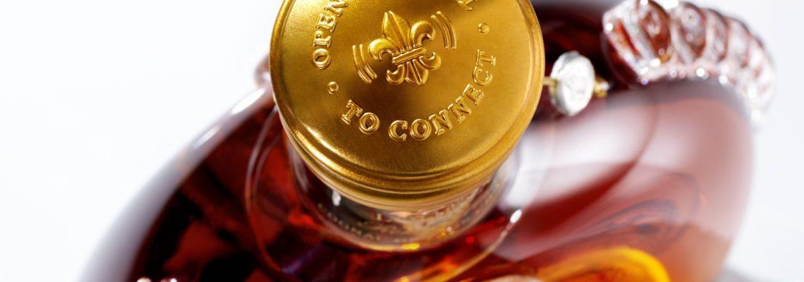 "LOUIS XIII Cognac Presents Its ""Smart Decanter"""