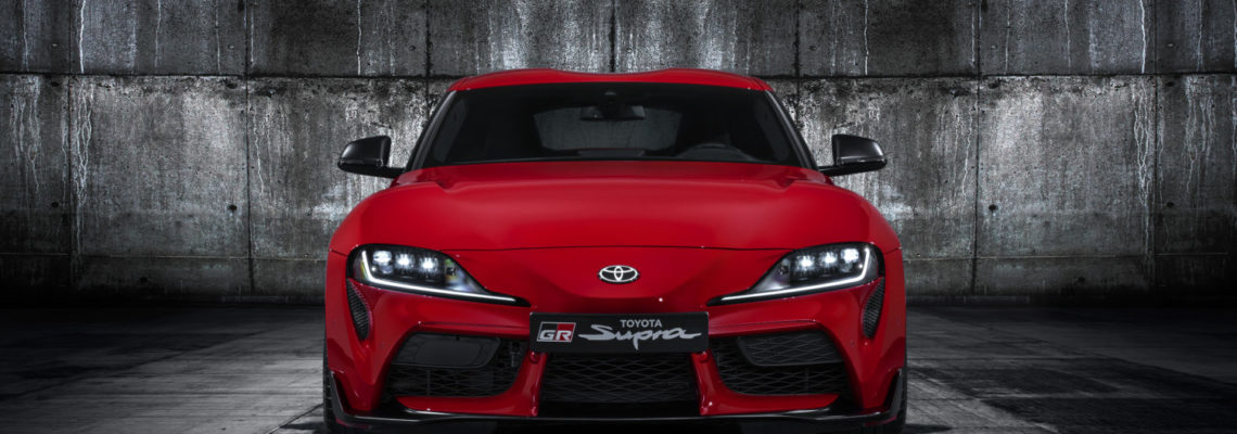Anxiously Awaiting – The New Toyota GR Supra